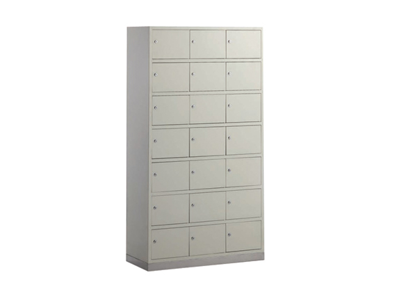21-door stainless steel bace cupboard for shoes